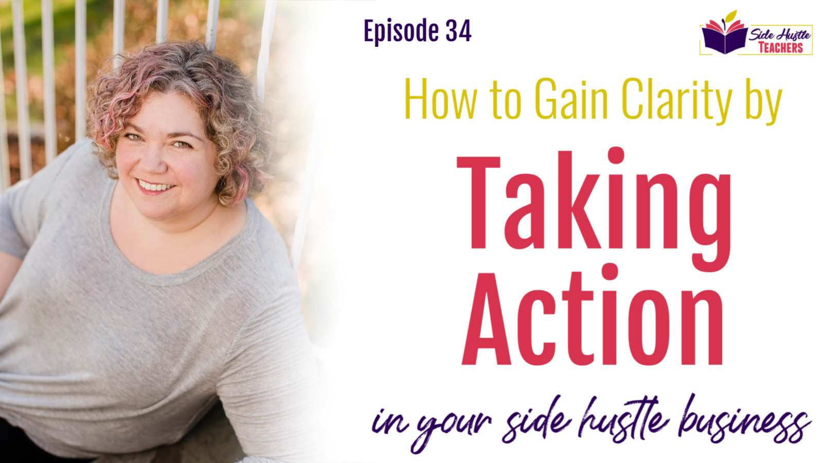 Anyone can think about starting a side hustle business, but the only way to be successful at it is by taking action!