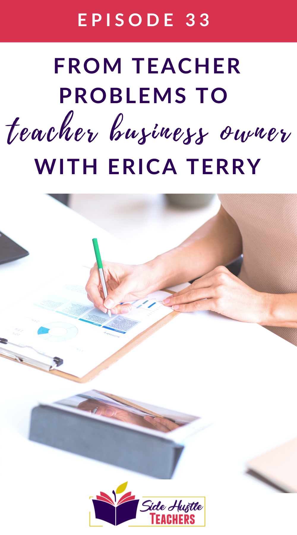 From Teacher Problems to Teacher Business Owner with Erica Terry