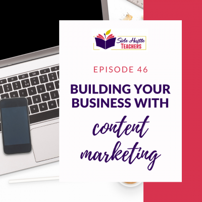 Building Your Business With Content Marketing